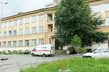 Городская больница №8 (ГКБ 8)