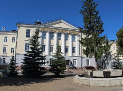 Дорожная больница г. Челябинска