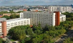 Городская больница №1 (ГКБ 1)